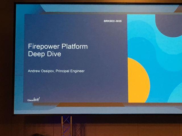 Firepower slide